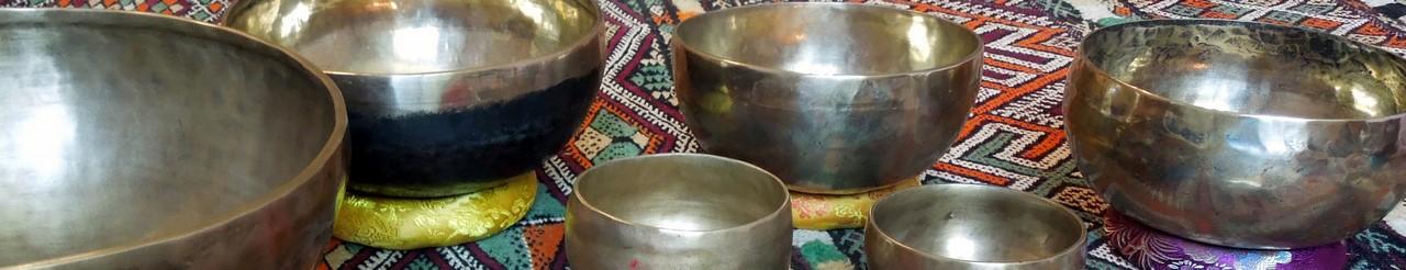 Bols TIbétains Soins Vibratoires