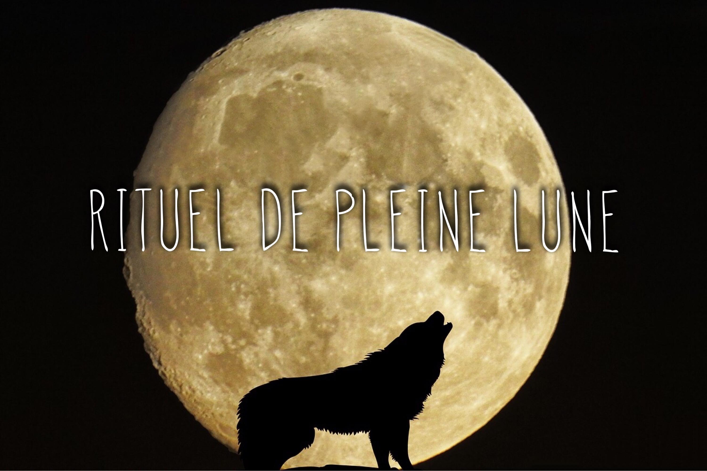Rituel de pleine Lune Toulouse