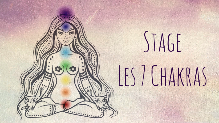 Stage 7 chakras Lily Marfisi