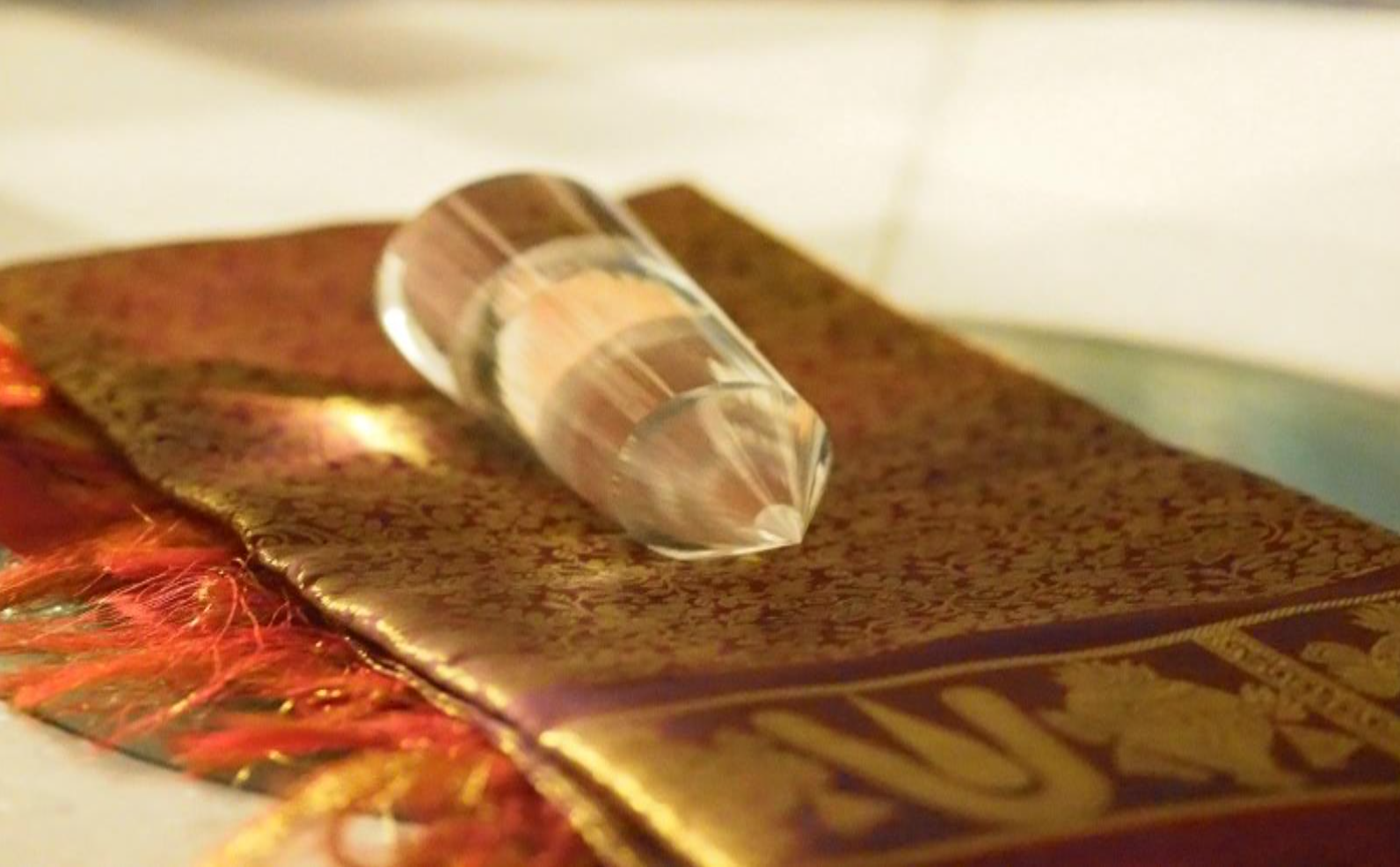 Atelier interactif et Méditation de l'unité avec le Cristal Divin aux 144 facettes Balma Aout