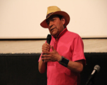 Don Marcelino Medecine Man La Mane Balma