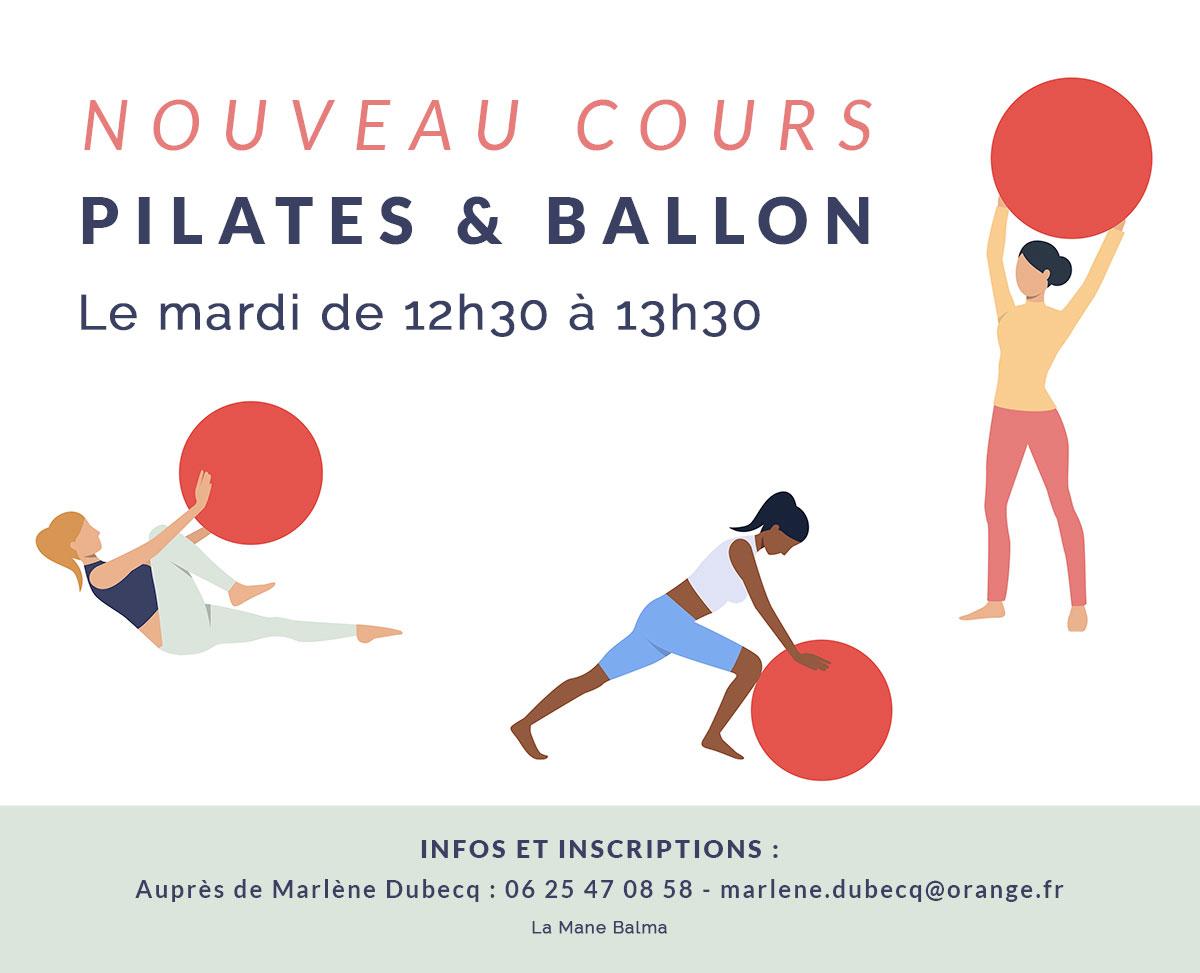 PIlates et Ballon Balma