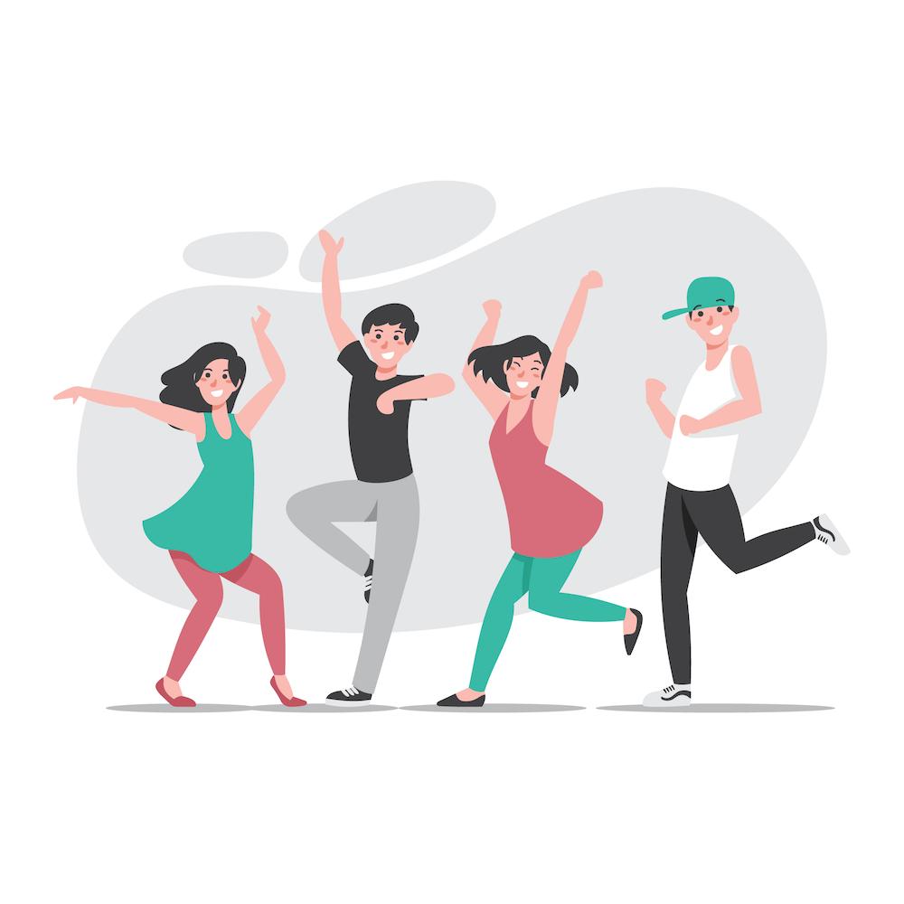 Stage Hypersensibilité et danse à Balma